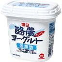 日本酪農協同 毎日酪農ヨーグルト 低脂肪 400g