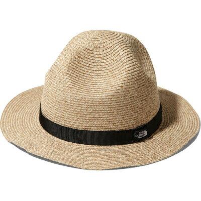 ノースフェイス THE NORTH FACE メンズ レディース ウォッシャブルマウンテンブレイドハット Washable Mountain Braid Hat ナチュラルベージュ フリーサイズ NN01914 NB
