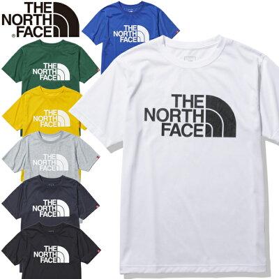 ノースフェイス ショートスリーブ カラードームTシャツ NT31930 TNFイエロー