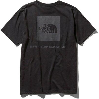 ノースフェイス ショートスリーブ スクエア ロゴ ティー S/S SQUARE LOGO TEE Tシャツ トップス NT31957 メンズ