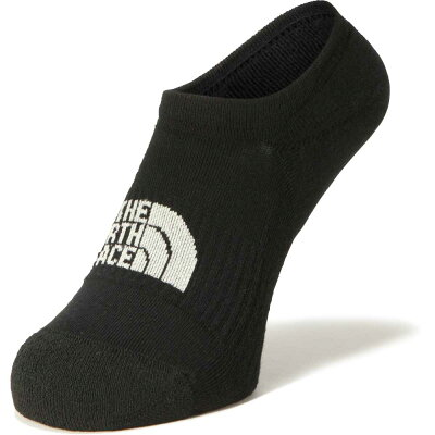 ノースフェイス THE NORTH FACE メンズ レディース 靴下 ティーエヌエフロゴロー TNF Logo Low ブラック NN81973 K