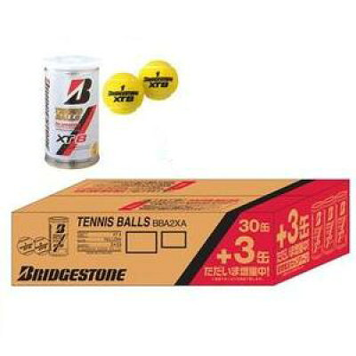 BRIDGESTONE ブリヂストン エックスティエイト XT8 2ヶ入り缶 1箱 テニスボール