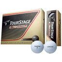 ブリヂストン Bridgestone ゴルフボール ツアーステージ エクストラ ディスタンス TOURSTAGE EXTRA DISTANCE TEWX 0624556904 0000