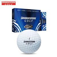ブリヂストンゴルフボール BRIDGESTONE GOLF EXTRA SOFT パールホワイト/1ダース BXGXJ