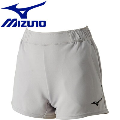 ミズノ MIZUNO レディース テニス ゲームパンツ ベイパーシルバー 62JB820104
