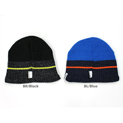 Phenix/フェニックス ウインター ジュニア帽子 ヘッドアクセ THUNDERBIRD BOYS WATCH CAP PS7G8HW81 ボーイズ JF BK
