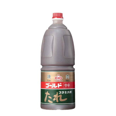 上北農産 スタミナ源たれ ゴールド 中辛 1.8L