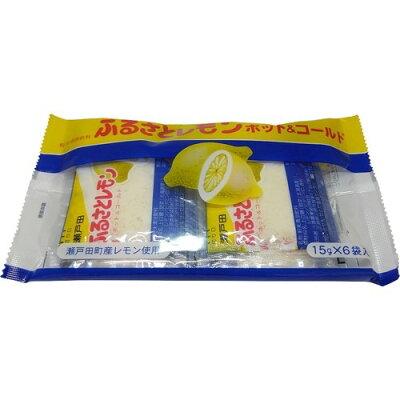 JA三原 ふるさとレモン 15gX6