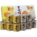 JAあしきた 芦北柑橘 5号缶 ギフト 10缶