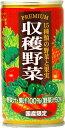 ジューシー 収穫野菜 15種類の野菜と果実 缶 190ml