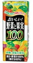 らくのうマザーズ おいしい野菜と果実 LL 200ml