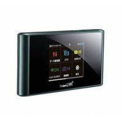 ZTE Pocket WiFi 303ZT ラピスブラック