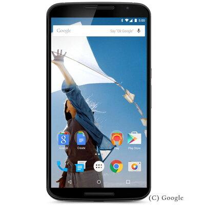 モトローラ Nexus 6 64GB クラウドホワイト
