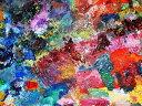 JIG アートフレーム Art Panel Presniakov Oleksandr アートパネル Art palette background IAP-51589
