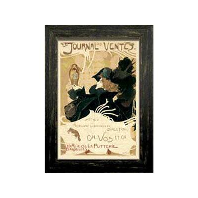 ポスター アートポスター B4 イラスト カフェ パリ ヴィンテージ風 ビンテージポスター インテリア ロートレック ジュール・シェレ ミュシャ アールヌーボー