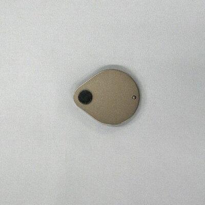 のぞき見防止金具 N‐1257 ブロンズ(1コ入)