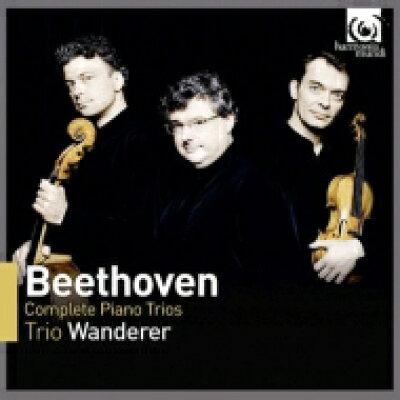 ベートーヴェン:ピアノ三重奏曲全集/CD/KKC-5635
