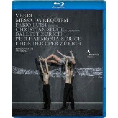 ヴェルディ:レクイエム/Blu-ray Disc/KKC-9249