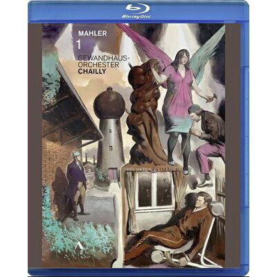 マーラー:交響曲第1番「巨人」ニ長調/Blu-ray Disc/KKC-9291