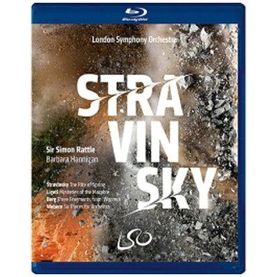 ストラヴィンスキー:春の祭典/Blu-ray Disc/KKC-9319
