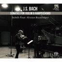 J.S.バッハ:ヴァイオリンとチェンバロのためのソナタ(全曲)/SACD/HMSA-0036