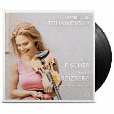 チャイコフスキー:ヴァイオリン協奏曲、他 アルバム KKC-1133/4