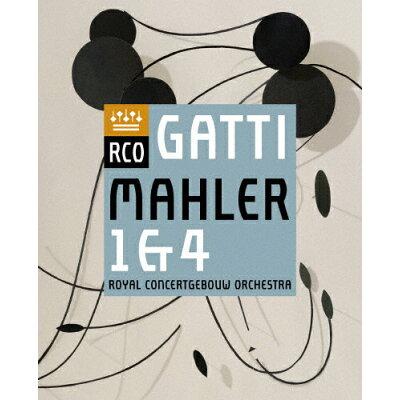 マーラー:交響曲第1番ニ長調『巨人』、交響曲第4番ト長調/Blu-ray Disc/KKC-9520