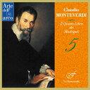 Monteverdi モンテベルディ / Madrigals Book, 5, : La Fonteverde 輸入盤