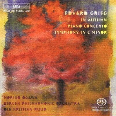 グリーグ:ピアノ協奏曲/SACD/KKGC-2