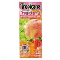 キリン トロピカーナ100%ジュース フルーツブレンド 250ml