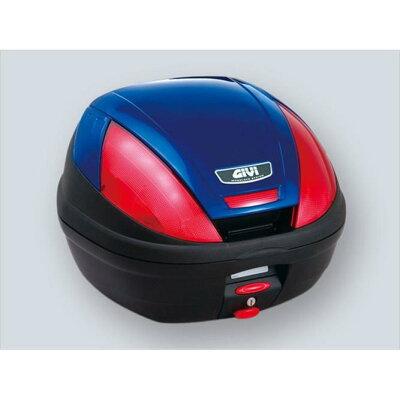 GIVI ジビ トップケース・テールボックス モノロックケース E370シリーズ カラー:ブルー塗装 E370B529D E370
