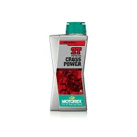 MOTOREX モトレックス CROSS POWER 2T 2サイクルオイル