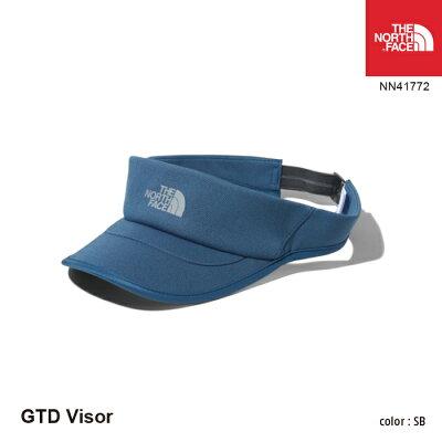 ノースフェイス ランニング サンバイザー GTD Visor NN41772 THE NORTH FACE 2553  111  spp