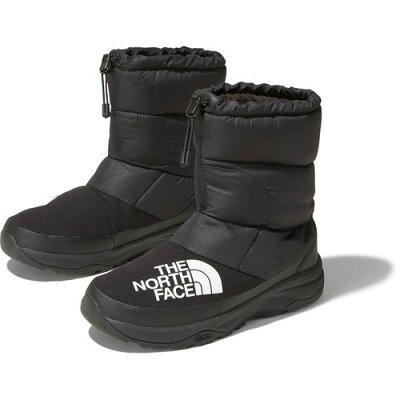 ブーツ ザ・ノース・フェイス:ヌプシ ダウンブーティー ユニセックス nf51877  us7サイズkk:tnfブラック ブラック フットウェア