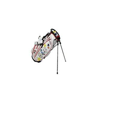 ブルーティーゴルフ スマイル&カート CB-008 スタンド キャディバッグ BlueTee Golf ゴルフバッグ ブルーティーゴルフ  キャディバッグ