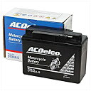 ACDelco DTR4A-5 メンテナンスフリーバッテリー 電解液付属