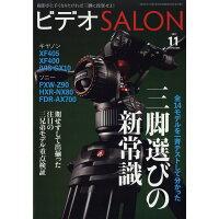 ビデオ SALON (サロン) 2017年 11月号 雑誌 /玄光社