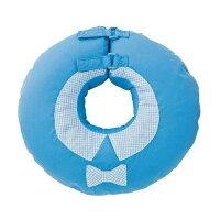 ポ ドーナツリングエリザベスカラー ブルー 5040-2号