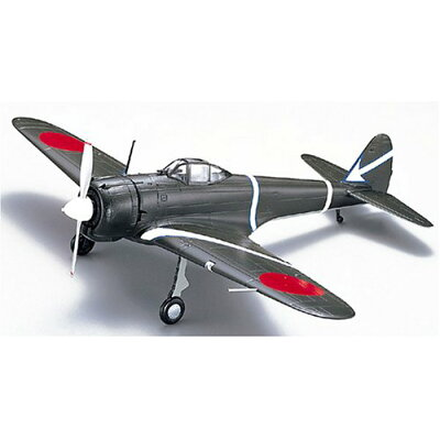 ミニカー 1/48 キ43 一式戦闘機 隼 飛行第64戦隊 シリーズNo.17