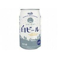 ヘリオス酒造 ユキノチカラ 白ビール(缶) 350ml
