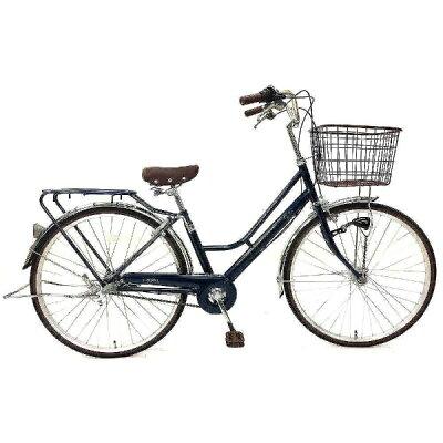 サイモト自転車 26型 自転車 レセファロ ネイビー/内装3段変速 FH-W263R-HD-BAA-BC