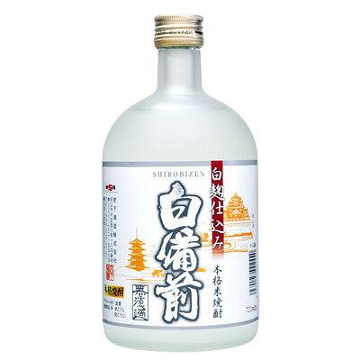 宮下酒造 乙類25° 本格焼酎 白麹仕込み 白備前 米 720ml