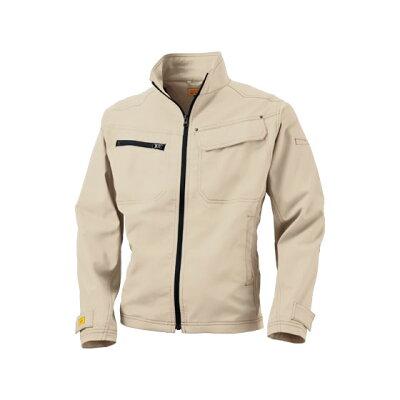 4930269197530 SMART WORK WEAR SW107 メンズフィールドジャケット 色:パウダーブラン サイズ:LL