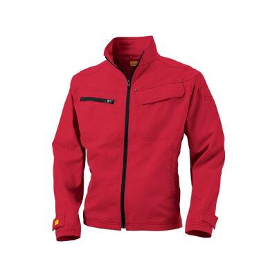 4930269203927 SMART WORK WEAR SW107 メンズフィールドジャケット 色:ラストルージュ サイズ:EL