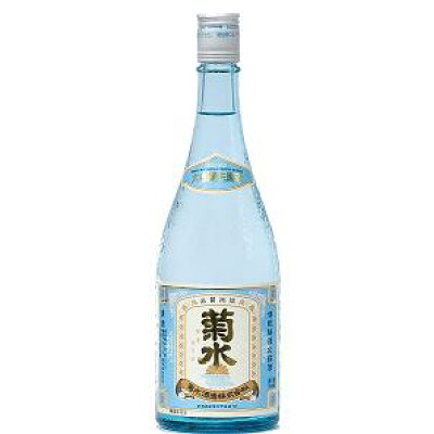 菊水 夏の大吟醸 生原酒 720ml