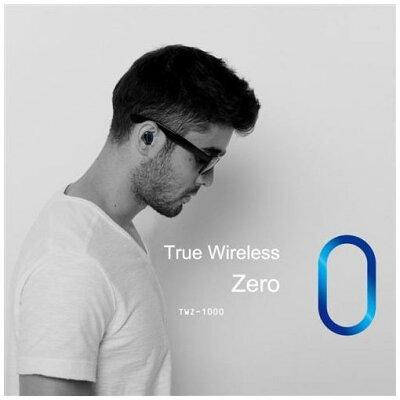 ZERO AUDIO True Wireless Zero ゼロオーディオ ZERO AUDIO 完全ワイヤレスステレオヘッドホン TWZ-1000