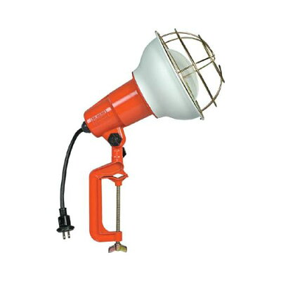RE310 ハタヤリミテッド 防雨型作業灯 リフレクターランプ300W 100V電線10m バイス付 RE310ハタヤ