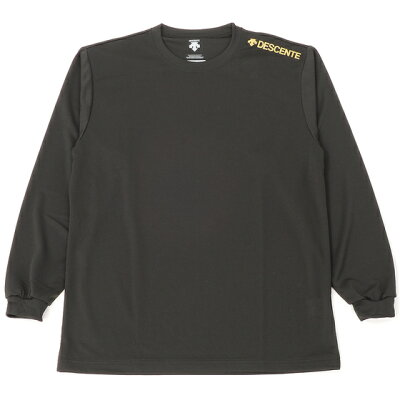 デサント DESCENTE L/S 1POINT TEE