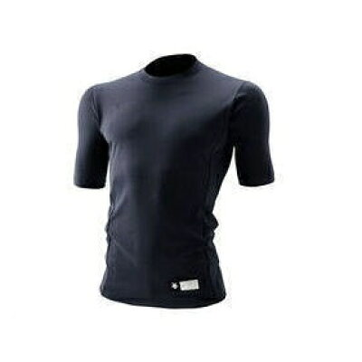 デサント(DESCENTE) ジュニア 丸首半袖リラックスFITシャツ JSTD700 Dネイビー 160
