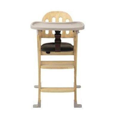 木製ハイチェア Easy-sit ナチュラル(1台)